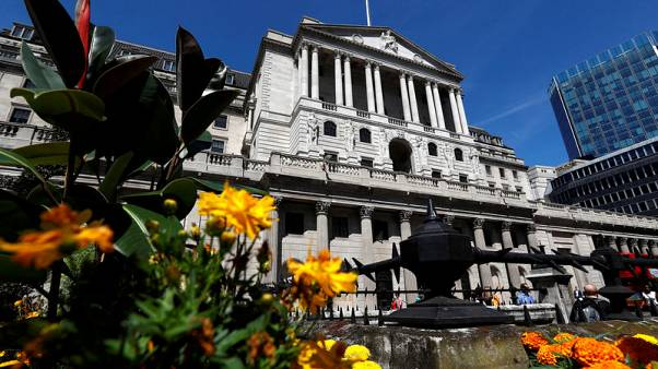Bank of England to stay in 'suspended animation' after Halloween meeting