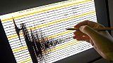 Sisma magnitudo 3.2 tra Sicilia e Lipari