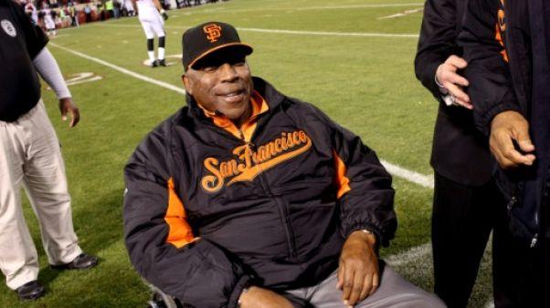 Baseball: décès à 80 ans du légendaire Willie McCovey