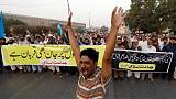 Pakistan Islamists protest for second day after  Christian acquitted of blasphemy