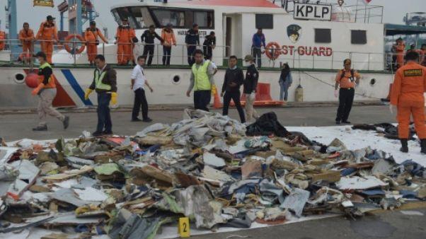 Accident d'avion en Indonésie: l'une des boîtes noires a été récupérée (responsable)