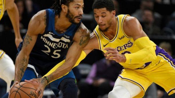 NBA: Rose retrouve des couleurs