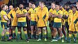 Rugby - Undefeated tour a 'pass mark' for Wallabies, says Castle