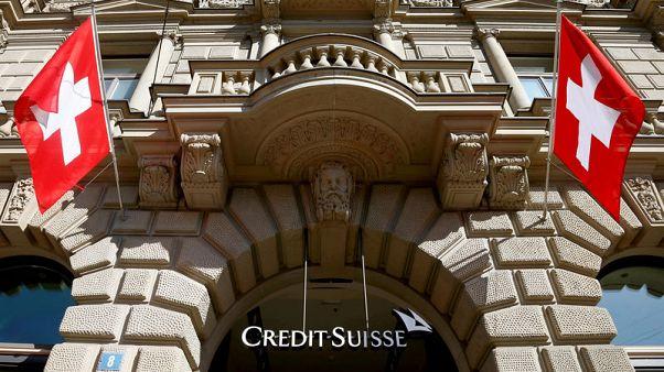 Credit Suisse third-quarter profit jumps 74 percent, lags estimates