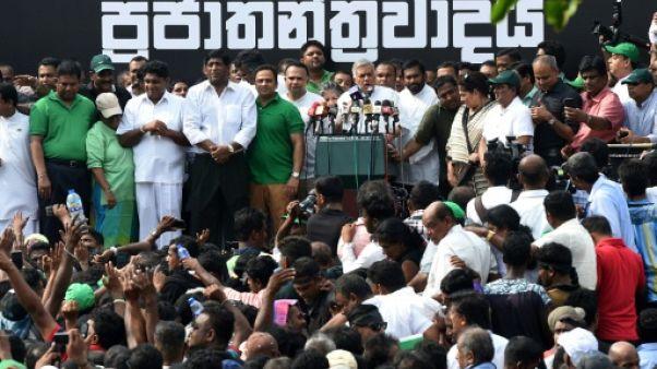 Crise au Sri Lanka : confusion autour de la suspension du Parlement