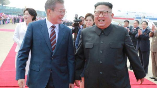 """Kim Jong Un """"bientôt"""" à Séoul"""