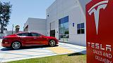 Tesla auto-park upgrade to be ready in six weeks: Musk