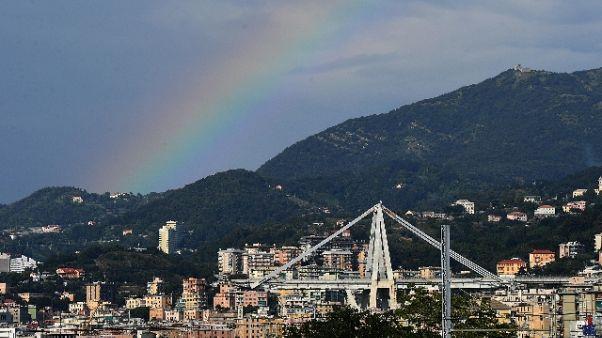 Ancora allerta in Liguria, sole a Genova