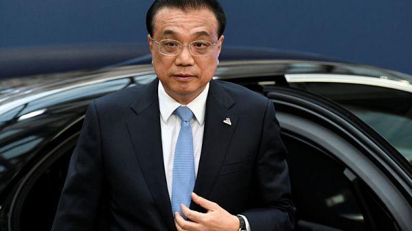 رئيس وزراء الصين: الروابط مع أمريكا يمكن أن تعود لطبيعتها