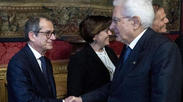 Mattarella, dialogo costruttivo con Ue