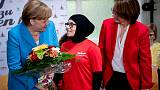 Merkel ally wants tough message on sex crimes for refugees