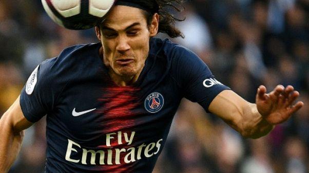 """Paris-SG: la Ligue des champions, un """"objectif"""" qui """"coule dans mes veines"""", confie Cavani"""