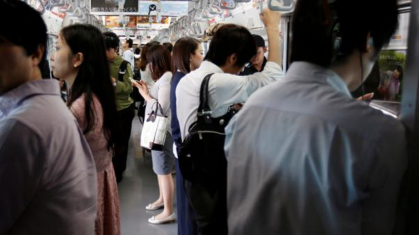 Tokyo subway system could crumble under Olympic weight
