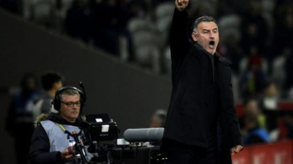 """Lille: """"Paris a déjà plié le championnat"""", selon Galtier"""
