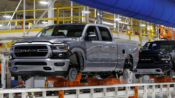 Fiat Chrysler U.S. October sales rise 15.7 percent