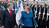 Germany will back extension of sanctions against Russia-Merkel