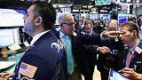الأسهم الأمريكية تفتح مرتفعة بدعم نتائج أعمال قوية