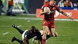 Rugby: débuts du Gallois Luke Morgan sur l'aile contre l'Ecosse