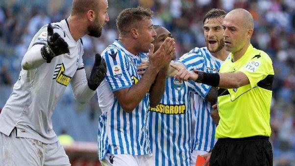 Arbitri, Pairetto per Napoli-Empoli