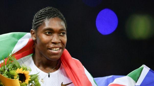 """Les règles de l'IAAF sur le genre vont """"tuer"""" la nouvelle génération selon Semenya"""