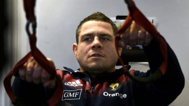 """Rugby: l'Afrique du Sud, """"un révélateur"""", selon Guirado"""