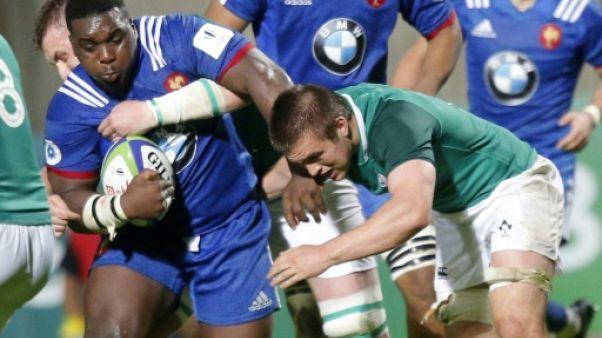 """Rugby: Demba Bamba veut """"prouver qu'il mérite d'être là"""", à Marcoussis"""