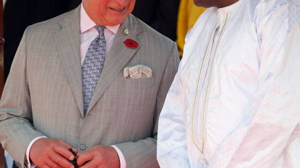 الأمير تشارلز يرحب بعودة جامبيا إلى الكومنولث