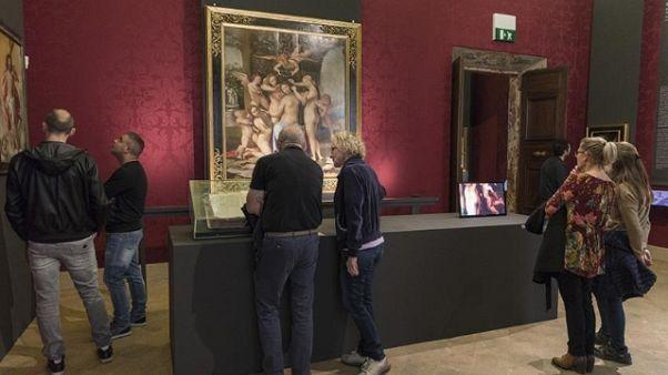Dalle Marche a Londra, 'Lotto portraits'