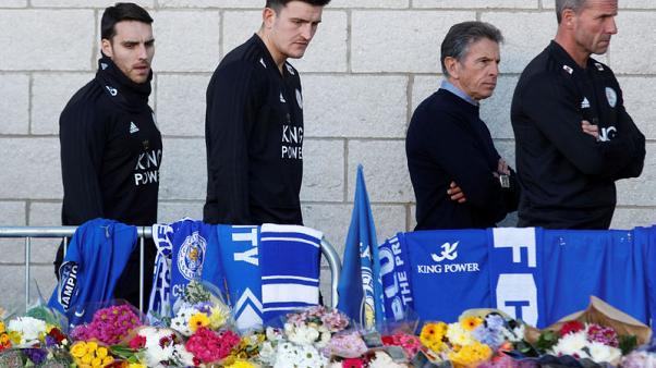 Puel pays emotional tribute to Leicester owner Vichai