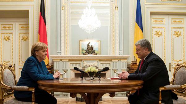 """بوروشينكو يعتبر العقوبات الروسية المفروضة على أوكرانيين """"جائزة"""""""