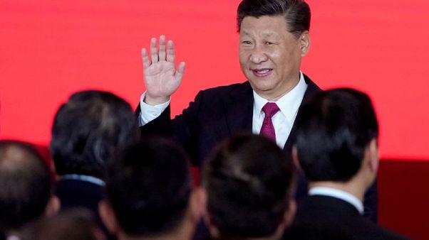 الرئيس الصيني يأمل بتعزيز علاقة مستقرة مع الولايات المتحدة