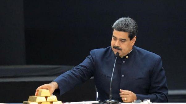 Trump signs sanctions order targeting Venezuela's gold exports - Bolton