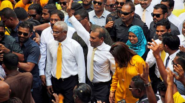 Ex-Maldives president, back from exile, says new government will clear $3 billion China loan