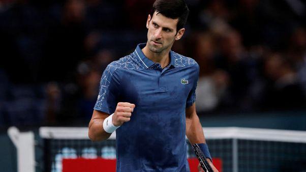 Djokovic hails his return to the top as 'phenomenal'