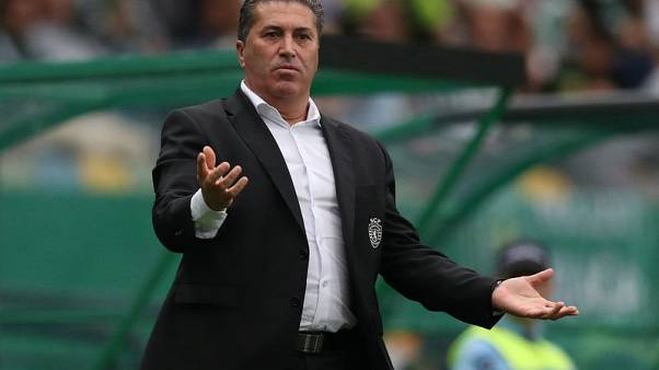 Sporting coach sacked after four months – reports