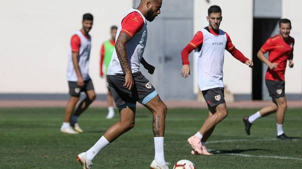 From the orphanage to Old Trafford, Bebe happy to have settled at humble Rayo