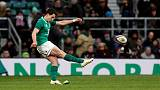 Carbery gets chance to stake World Cup claim against Italy