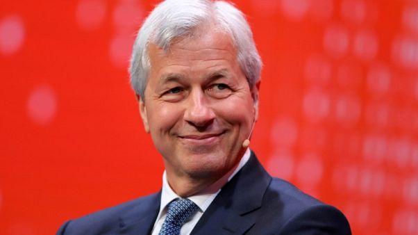 JP Morgan CEO says has no interest in buying Deutsche Bank - Handelsblatt