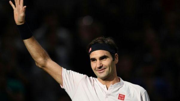 Masters 1000 de Paris: Federer fête ses retrouvailles avec Bercy et se qualifie en quart