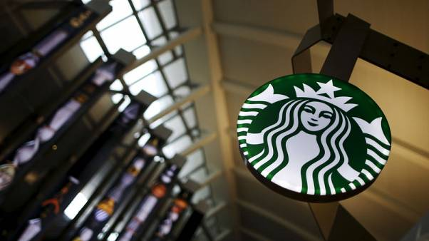 Starbucks global same-store sales rise more than expected