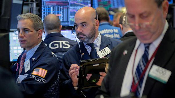 الأسهم الأمريكية تقفز مع حديث ترامب عن تقدم في محادثات التجارة مع الصين