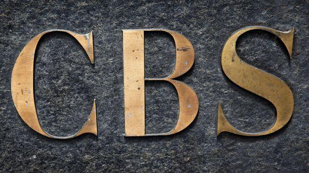 CBS third-quarter revenue beats estimates