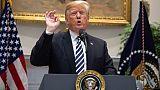 Trump prévient: les soldats pourraient tirer sur les migrants s'ils leur jettent des pierres