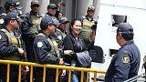 Scandals, jail sink Peru's Fujimori dynasty again