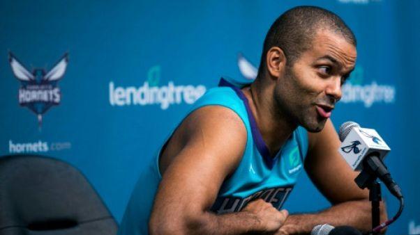NBA: Parker joue bien mais Charlotte perd
