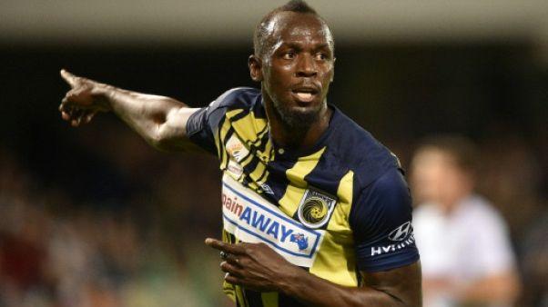Australie: Bolt ne sera pas footballeur pro chez les Mariners