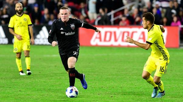 Rooney misses penalty as DC United crash out of MLS playoffs