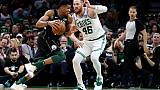 NBA: Boston ramène Milwaukee sur terre