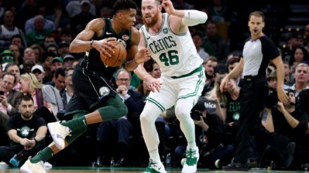 NBA: Boston ramène Milwaukee sur terre