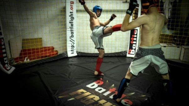 Loin du combat-spectacle un club de Bourgogne cultive les vertus éducatives du MMA